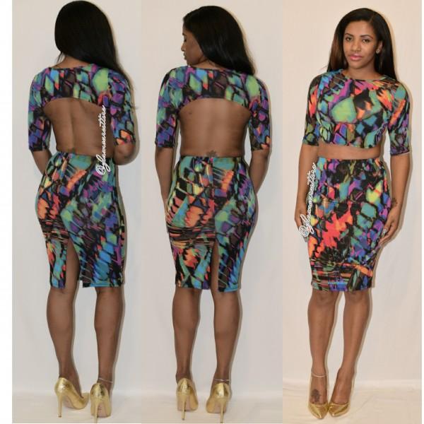 Skirt Medley Skirt