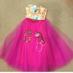 princess tulle skirt