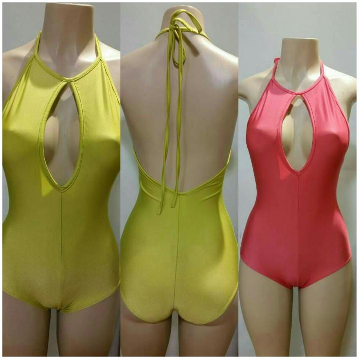 One Piece Swim wear Bodysuit