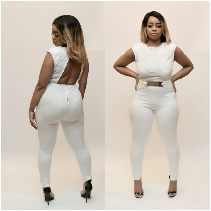 WHITE PARTY BODYSUIT