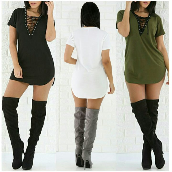 LOOSE FITTED LACE BOY SHIRT
