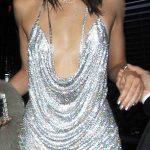 kylie rhinestone dress
